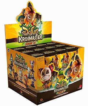 Krosmaster: Arena Season 2 Draft Pack (24) Box Front