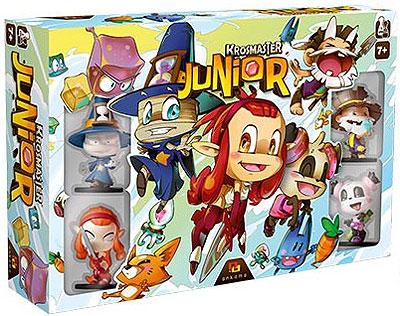 Krosmaster: Arena Junior Box Front
