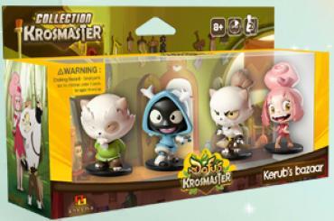 Krosmaster: Arena Kerubim`s Bazzar Box Front