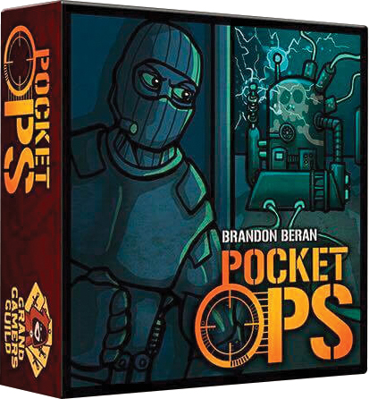 Pocket Ops Box Front