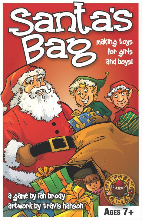 Santa`s Bag Box Front