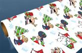 Gaming Paper: Dork Tower Wrapping Paper (16-rolls) Box Front