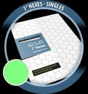 Gaming Paper 1 Inch Hex Singles Pack Box Front