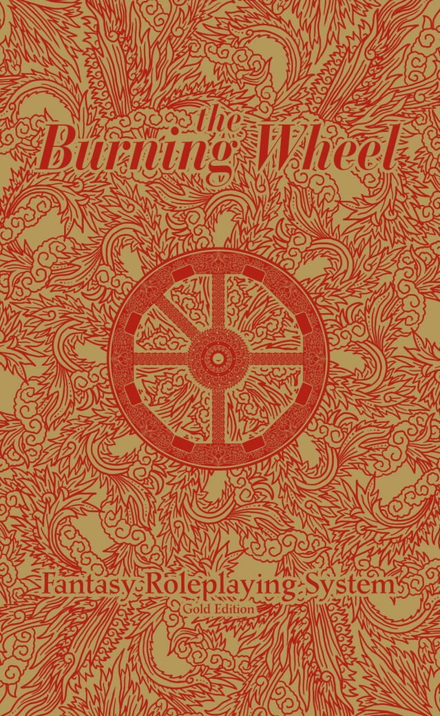 Burning Wheel Rpg: Revised Edition Game Box