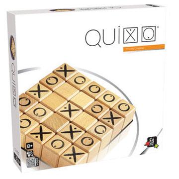 Quixo Box Front