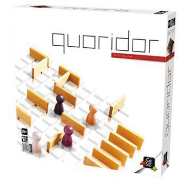 Quoridor Box Front