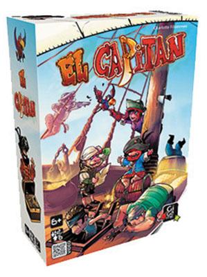 El Capitan Box Front