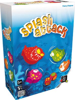 Splash Attack Box Front