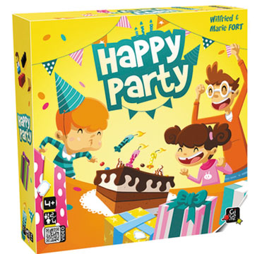 Happy Party Box Front