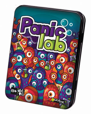 Panic Lab Box Front