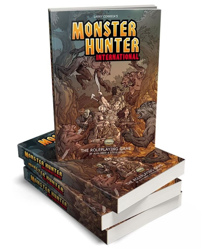 Monster Hunter International: Savage Worlds