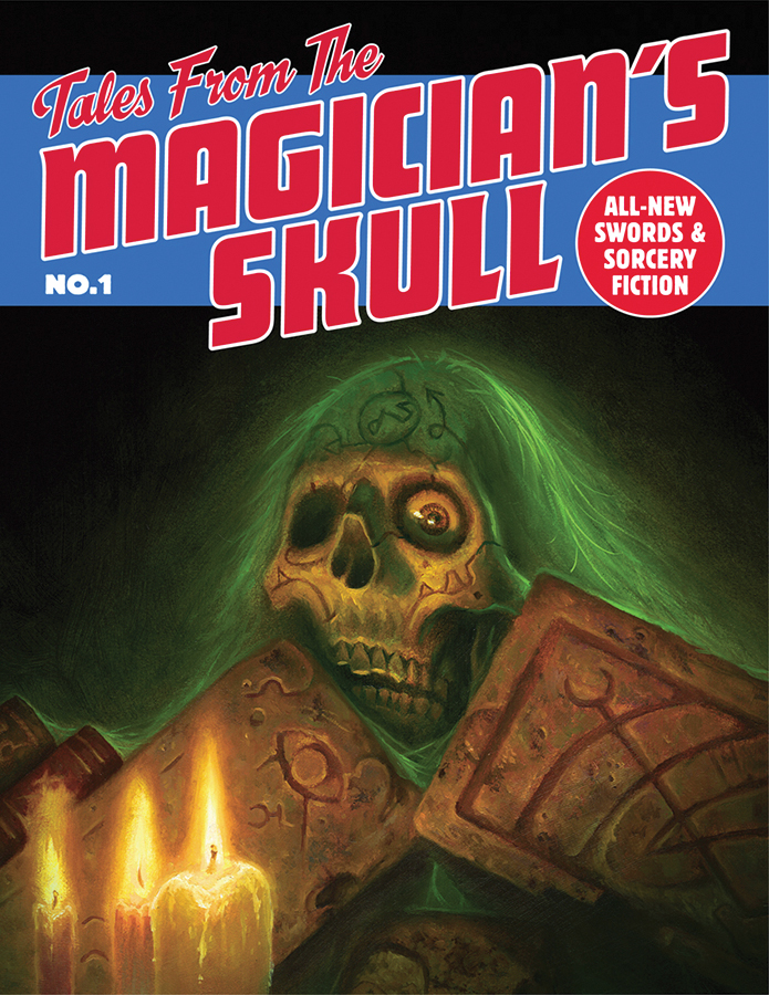 Tales From The Magicians Skull #1 Box Front