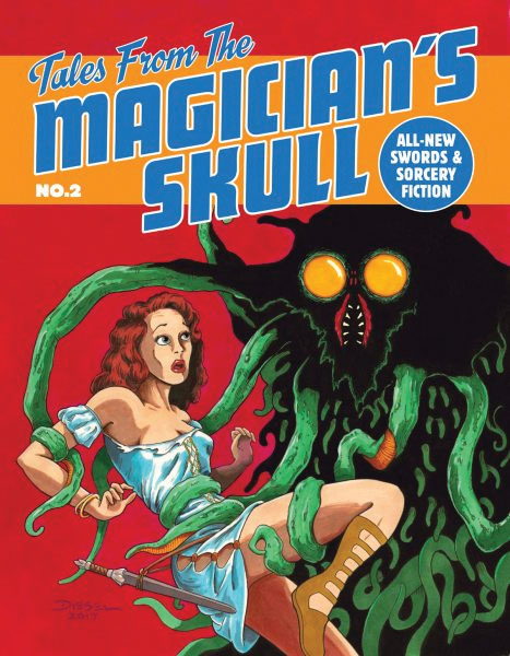 Tales From The Magician`s Skull #2 Box Front