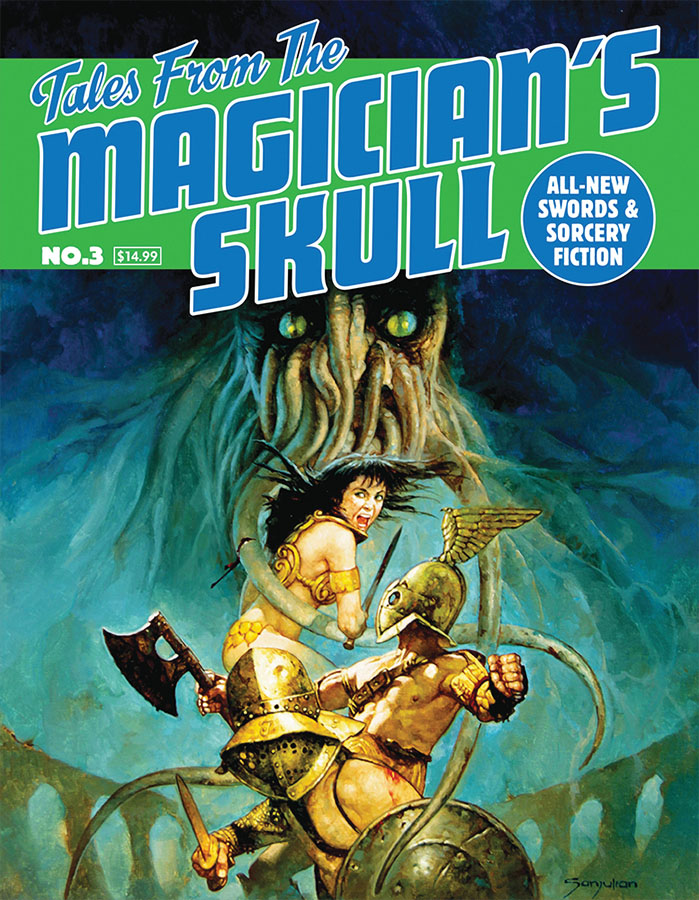 Tales From The Magician`s Skull #3 Game Box