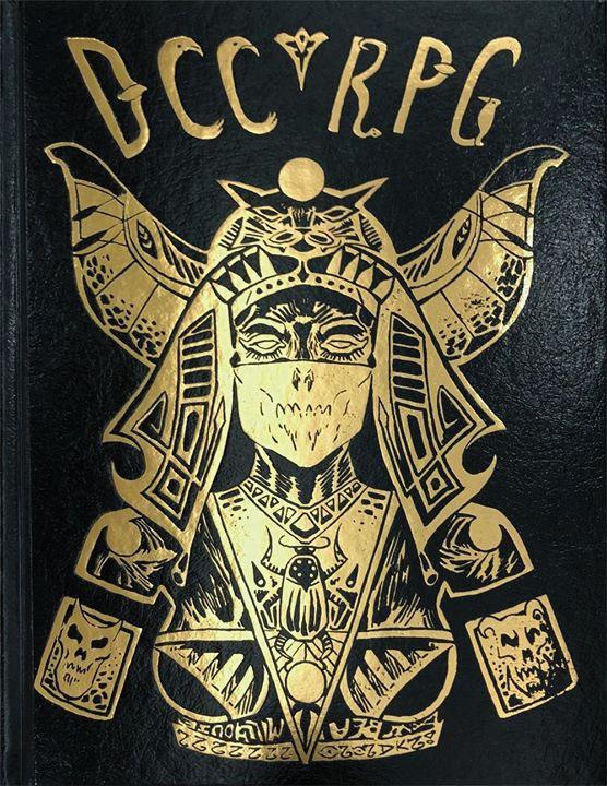 Dungeon Crawl Classics: Egyptian Lich Ed. Game Box