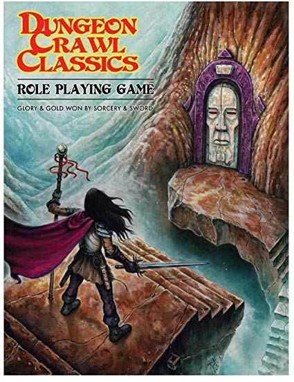 Dungeon Crawl Classics: Core Rules - Softcover Edition