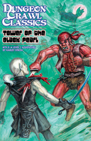 Dungeon Crawl Classics: #79.5 Tower Of The Black Pearl Box Front