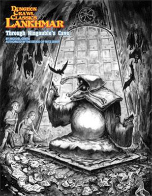 Dungeon Crawl Classics: Lankhmar - Through Ningauble`s Cave Box Front