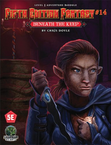 Fifth Edition Fantasy: #14 Beneath The Keep Box Front