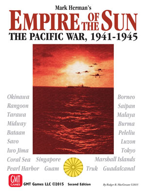 Empire Of The Sun: The Pacific War, 1941-1945 Box Front