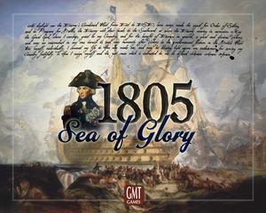 1805: Seas Of Glory Box Front