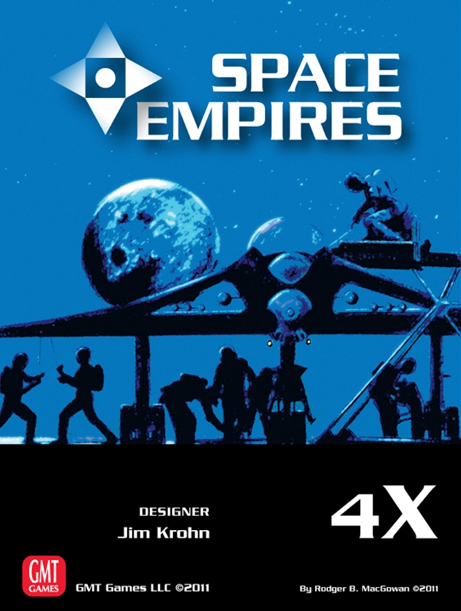 Space Empires 4x Box Front