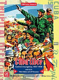 Counter Insurgencies: Cuba Libre - The Cuban Revolution, 1958 Box Front