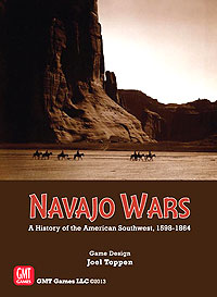 Navajo Wars Box Front