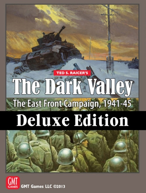 The Dark Valley: The East Front Campaign, 1941-45 Deluxe Edition Game Box
