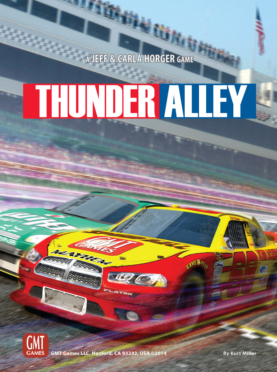 Thunder Alley Box Front