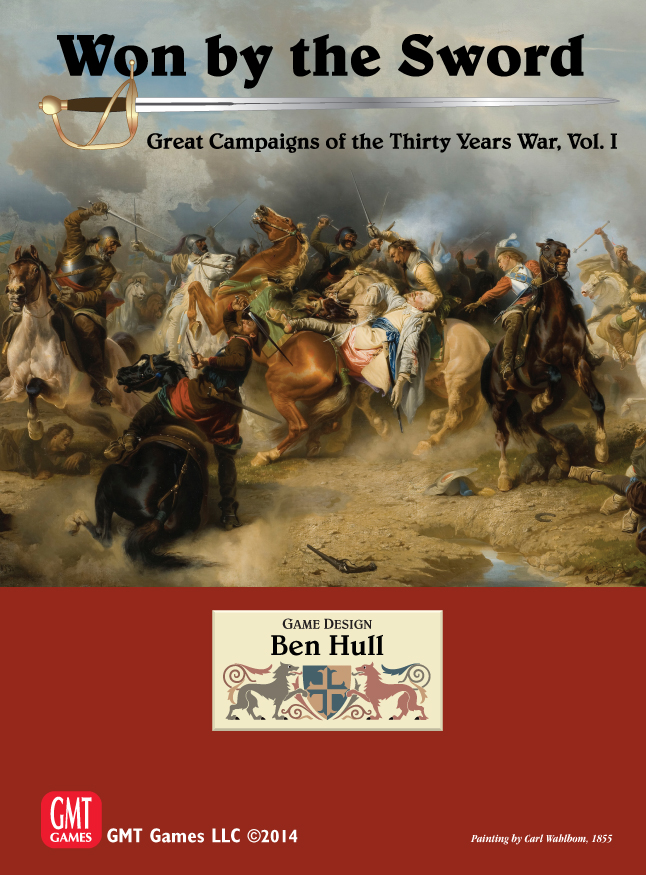 Great Campaigns Of The Thirty Years War: Won By The Sword Box Front