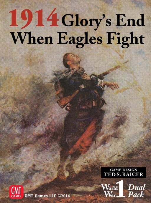 1914 - Glory`s End/when Eagles Fight Box Front