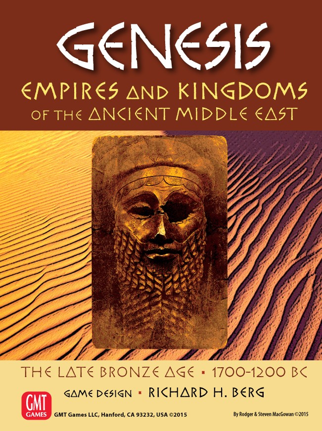 Genesis: Empires And Kingdoms Of The Ancient Middle East Box Front