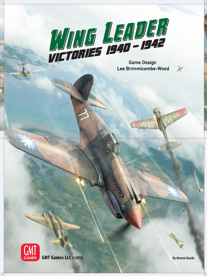 Wing Leader: Victories, 1940-1942 Box Front