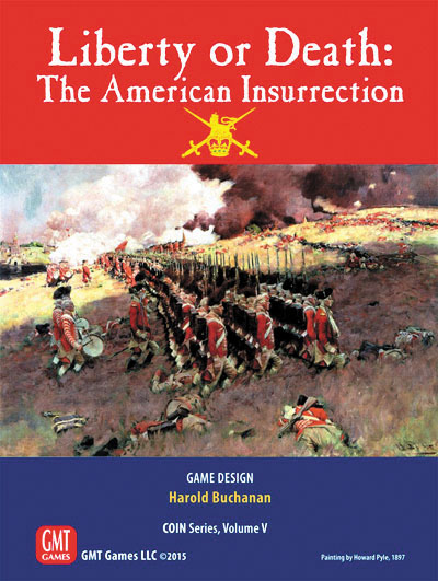 Counter Insurgencies: Liberty Or Death - The American Insurrection Box Front
