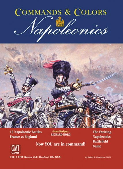 Commands And Colors: Napoleonics Expansion #6 - Epic Napoleonics Box Front