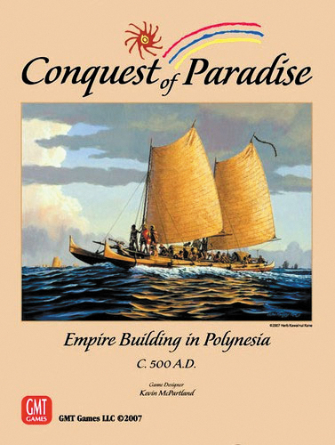Conquest Of Paradise Deluxe 2nd Edition Box Front