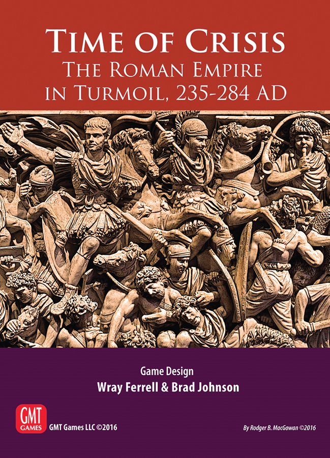 Time Of Crisis: The Roman Empire In Turmoil, 235-284 Ad Box Front