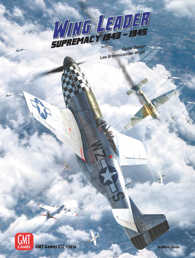 Wing Leader: Supremacy, 1943-1945 Box Front