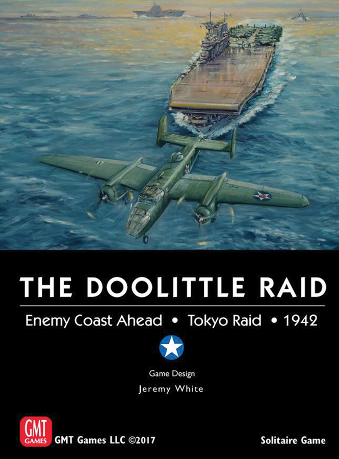Enemy Coast Ahead: The Doolittle Raid - Tokyo, 1942 Box Front
