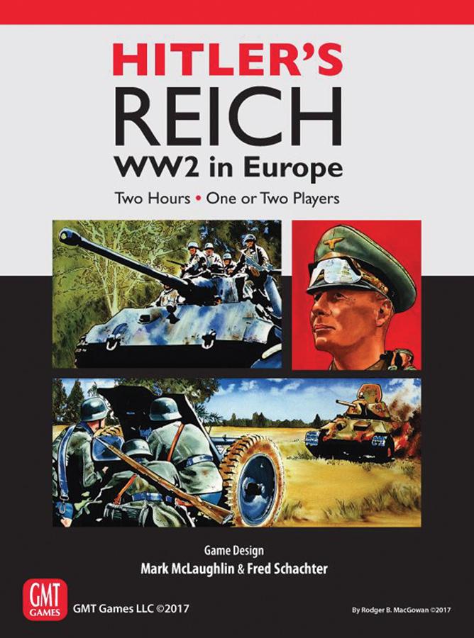 Hitler`s Reich Box Front