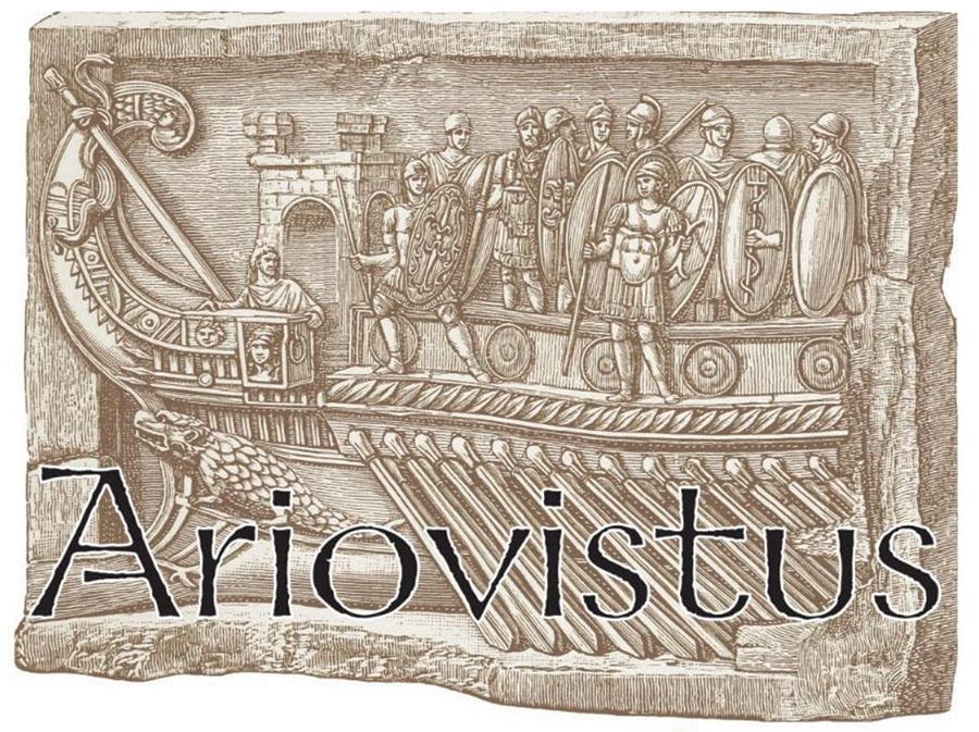 Counter Insurgencies: Ariovistus - Falling Sky Expansion Box Front