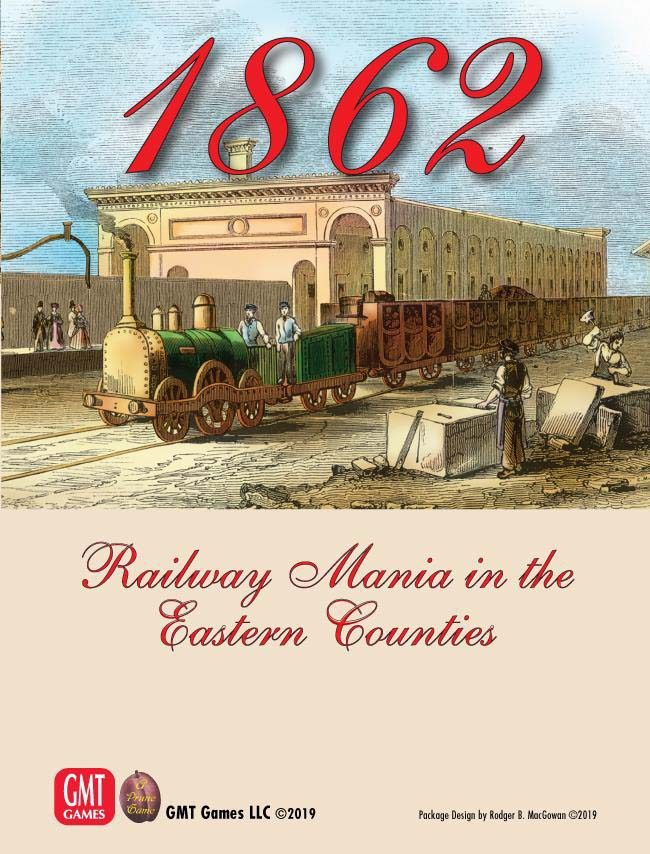 1862: Railway Mania In The Eastern Counties Of England