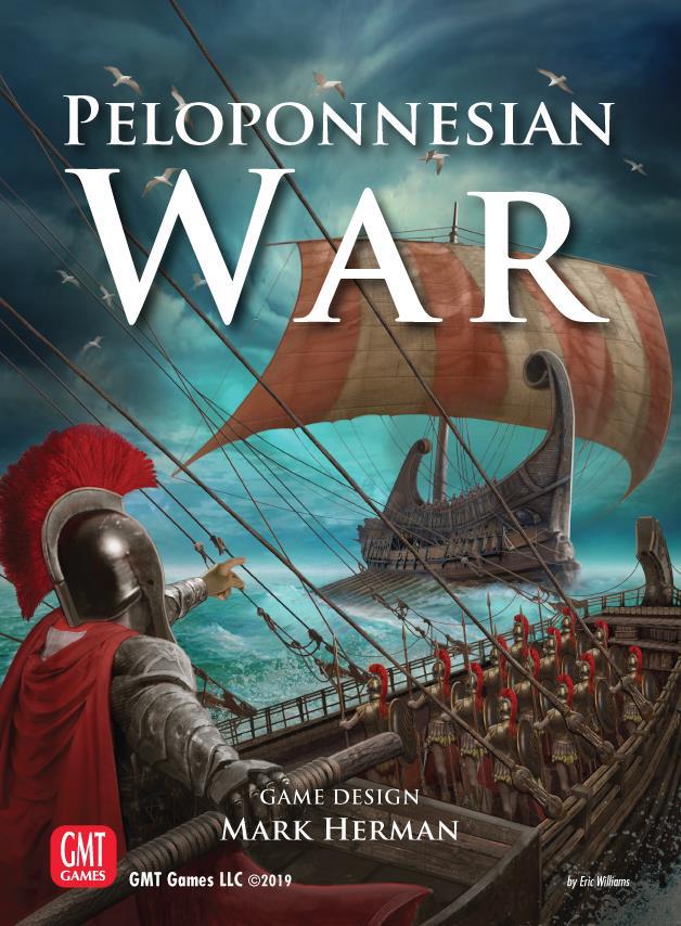 Peloponnesian War Game Box