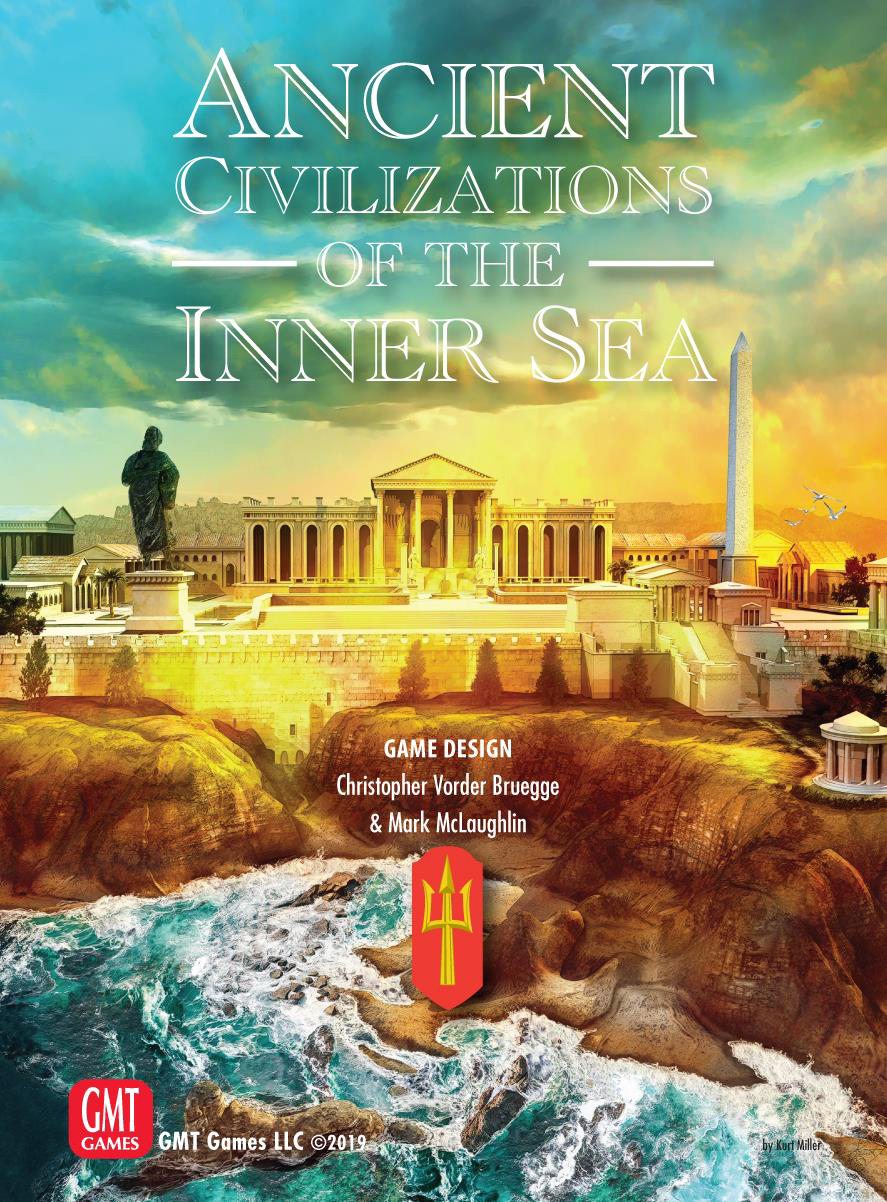 Ancient Civilizations Of The Inner Sea Game Box