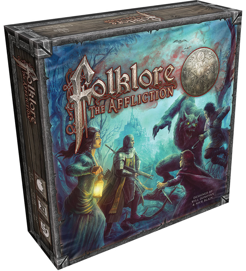 Folklore: The Affliction Box Front