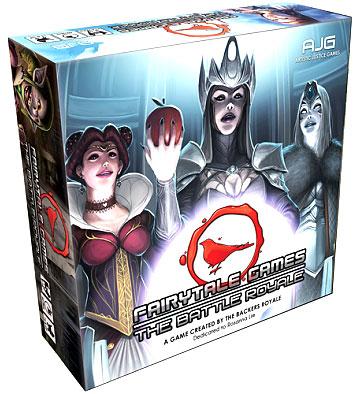 Fairytale Games: The Battle Royale - Core Game Box Front