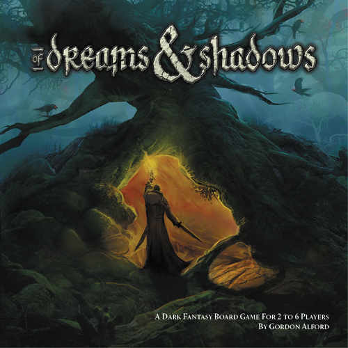 Of Dreams And Shadows Box Front