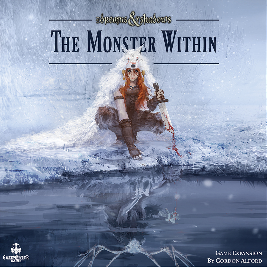 Of Dreams And Shadows: The Monster Within Box Front