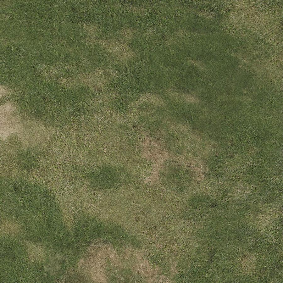 Battlemat Grass Field 3ft X 3ft Box Front